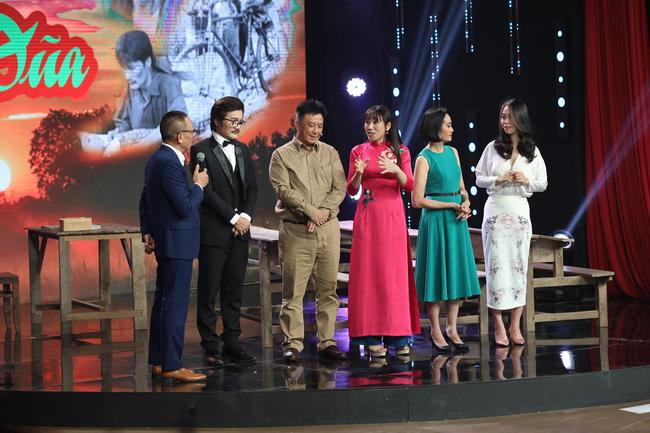 Ký ức vui vẻ: Khiến fan vỡ oà với cảnh MC Lại Văn Sâm gặp bé Đậu Đũa, ekip sản xuất vẫn xin lỗi vì có sự cố-8