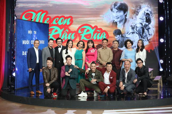 Ký ức vui vẻ: Khiến fan vỡ oà với cảnh MC Lại Văn Sâm gặp bé Đậu Đũa, ekip sản xuất vẫn xin lỗi vì có sự cố-9