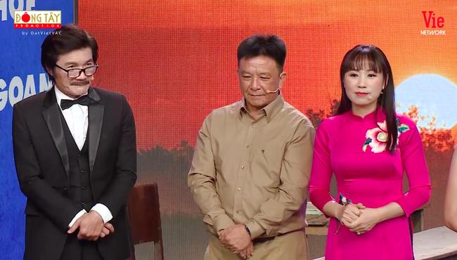 Ký ức vui vẻ: Khiến fan vỡ oà với cảnh MC Lại Văn Sâm gặp bé Đậu Đũa, ekip sản xuất vẫn xin lỗi vì có sự cố-6