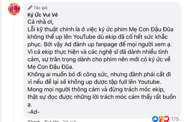 Ký ức vui vẻ: Khiến fan vỡ oà với cảnh MC Lại Văn Sâm gặp bé Đậu Đũa, ekip sản xuất vẫn xin lỗi vì có sự cố-2