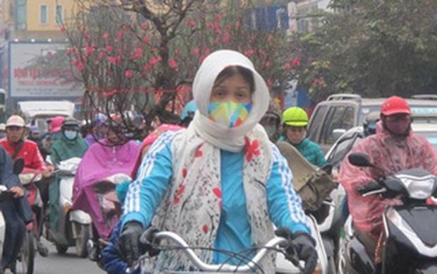 Hà Nội 17 độ C, đừng rửa xe đi Tết vội vì sang tuần có mưa giông-1