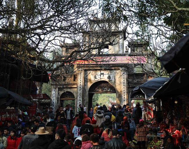 Không tổ chức lễ khai hội chùa Hương 2021-1