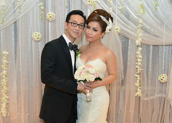 Cuộc sống giàu có nhưng kín tiếng của Minh Tuyết bên chồng đại gia bằng tuổi-2