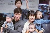 Gia đình siêu giàu nhưng vợ chồng Lý Hải - Minh Hải lại áp dụng cách không ngờ để con có quần áo mới, ai nghe cũng phải gật gù khen