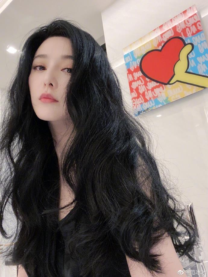 Đẳng cấp nhan sắc của Phạm Băng Băng được khẳng định chỉ nhờ mái tóc: Tóc buộc thì sang chảnh xuất thần, tóc xõa kiêu sa bí ẩn-9