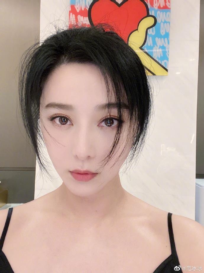 Đẳng cấp nhan sắc của Phạm Băng Băng được khẳng định chỉ nhờ mái tóc: Tóc buộc thì sang chảnh xuất thần, tóc xõa kiêu sa bí ẩn-4