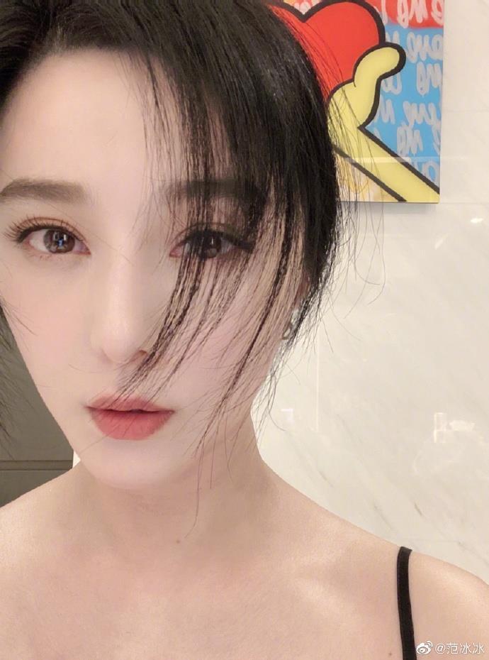 Đẳng cấp nhan sắc của Phạm Băng Băng được khẳng định chỉ nhờ mái tóc: Tóc buộc thì sang chảnh xuất thần, tóc xõa kiêu sa bí ẩn-6