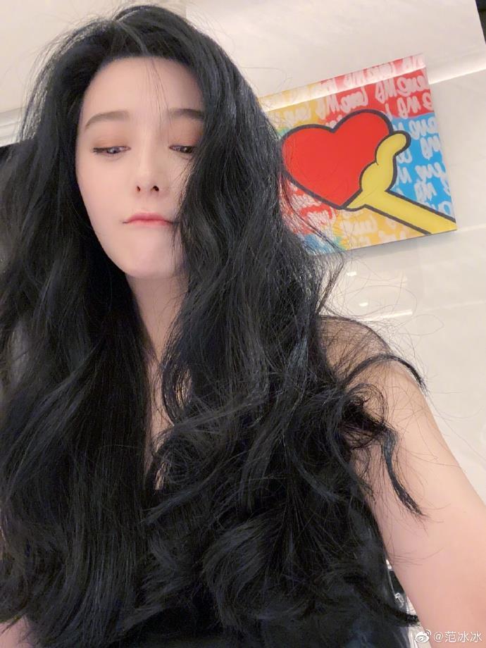 Đẳng cấp nhan sắc của Phạm Băng Băng được khẳng định chỉ nhờ mái tóc: Tóc buộc thì sang chảnh xuất thần, tóc xõa kiêu sa bí ẩn-7