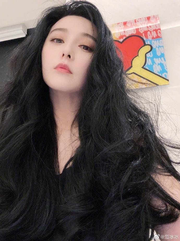 Đẳng cấp nhan sắc của Phạm Băng Băng được khẳng định chỉ nhờ mái tóc: Tóc buộc thì sang chảnh xuất thần, tóc xõa kiêu sa bí ẩn-8
