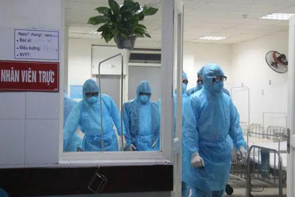 Hà Nội ghi nhận thêm ca nhiễm dương tính SARS-CoV-2 thứ 22: Là nhân viên ngân hàng-1