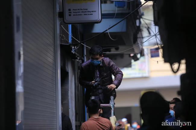 Vụ cháy nhà trọ khiến 4 sinh viên tử vong ở Hà Nội: Nam thanh niên may mắn thoát chết vì đi ra ngoài uống trà đá-1