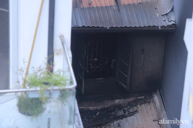 Vụ cháy nhà trọ khiến 4 sinh viên tử vong ở Hà Nội: Nam thanh niên may mắn thoát chết vì đi ra ngoài uống trà đá-3