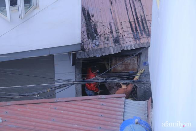 Vụ cháy nhà trọ khiến 4 sinh viên tử vong ở Hà Nội: Nam thanh niên may mắn thoát chết vì đi ra ngoài uống trà đá-4