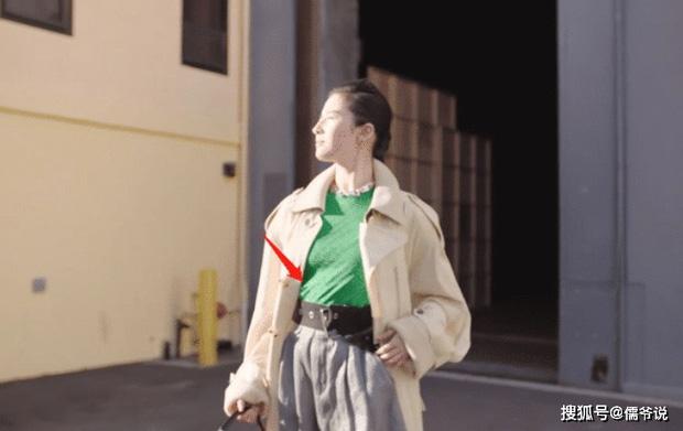 Rộ tin Lưu Diệc Phi mang thai với Hồ Ca, tất cả là vì hình ảnh vòng 2 lớn bất thường ngay trong clip quảng cáo-1