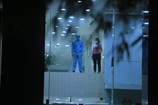 Hà Nội phong tỏa tạm thời chung cư 88 Láng Hạ nơi nữ nhân viên ngân hàng mắc COVID-19 sinh sống-12
