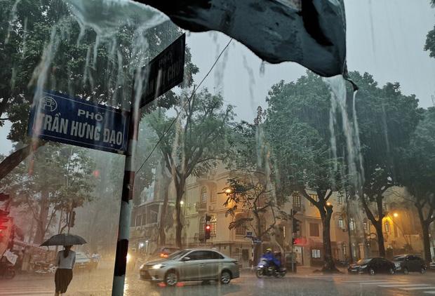Miền Bắc đón đợt mưa lớn vào 27-28 Tết-1