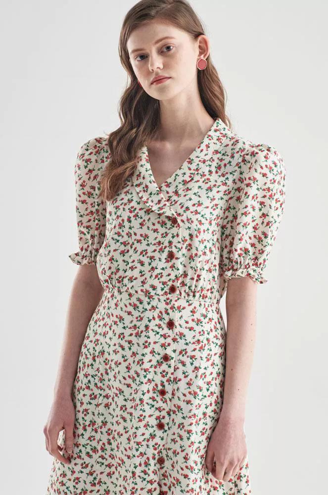 7 món đồ đắt nhất trên Instagram của Park Min Young: Choáng với bộ váy hoa trễ vai nhìn đơn giản mà gần 100 triệu-10