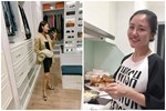 Thăm nhà Táo Y tế Vân Dung: Tiết lộ thứ không thể thiếu trong căn hộ, kể chuyện nhập trạch nhầm nhà cười 3 ngày không hết-19