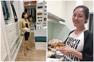 Căn hộ của Văn Mai Hương: Góc nào sống ảo cũng lung linh, riêng phòng thay đồ là nơi có ngàn lẻ một bức ảnh