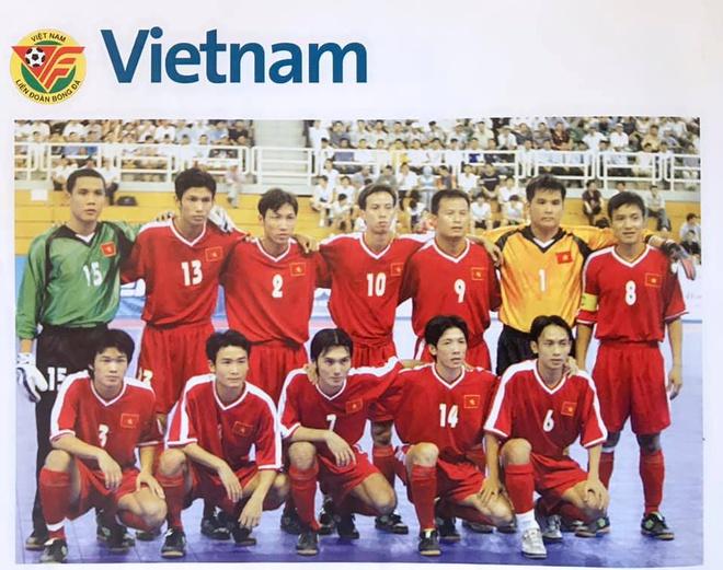 Hoàn cảnh cựu tuyển thủ futsal vừa mất ở tuổi 37-1