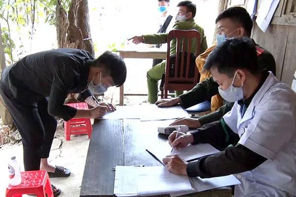 Bệnh nhân Covid-19 ở Hà Giang: Làm nghề xe ôm, tiếp xúc với 2 nữ nhân viên quán karaoke ở Hải Dương-1