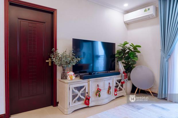 Thăm nhà Táo Y tế Vân Dung: Tiết lộ thứ không thể thiếu trong căn hộ, kể chuyện nhập trạch nhầm nhà cười 3 ngày không hết-7