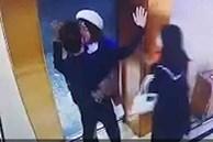Đang chờ thang máy thì bị cô gái lạ cưỡng hôn rồi biến mất, nam thanh niên vội đăng đàn lên MXH với mục đích gây ngỡ ngàng