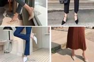 5 kiểu giày đáng sắm giúp style lên đời dịp Tết: Diện với váy hay quần cũng xinh sang hết cỡ