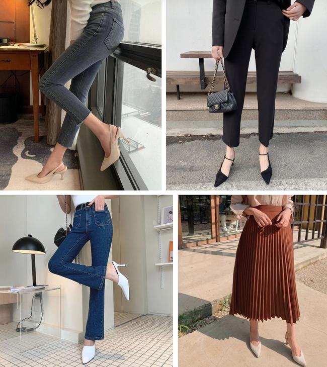 5 kiểu giày đáng sắm giúp style lên đời dịp Tết: Diện với váy hay quần cũng xinh sang hết cỡ-1