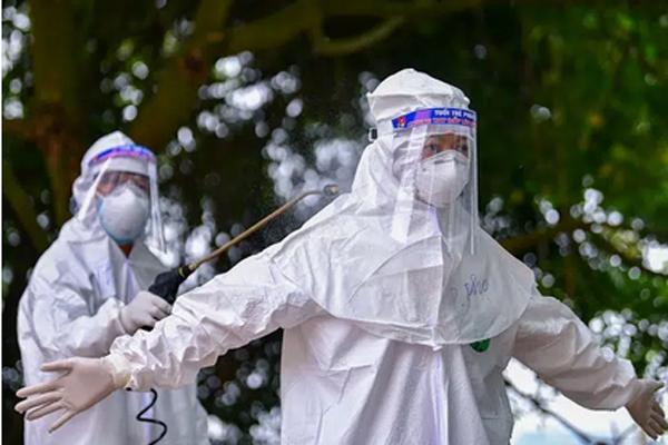 Bình Dương ghi nhận thêm 1 ca dương tính với SARS-CoV-2 trong cộng đồng, một chung cư bị phong tỏa-1