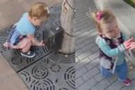 Bé gái đi đâu cũng có hành động xoa xoa như đang rửa tay, biết nguyên do có người phải bật khóc