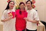 Lâm Vỹ Dạ, Phạm Quỳnh Anh và dàn sao tụ họp tại đền thờ tổ 100 tỷ đồng của NS Hoài Linh, chia sẻ gây xúc động về cố NS Chí Tài-8