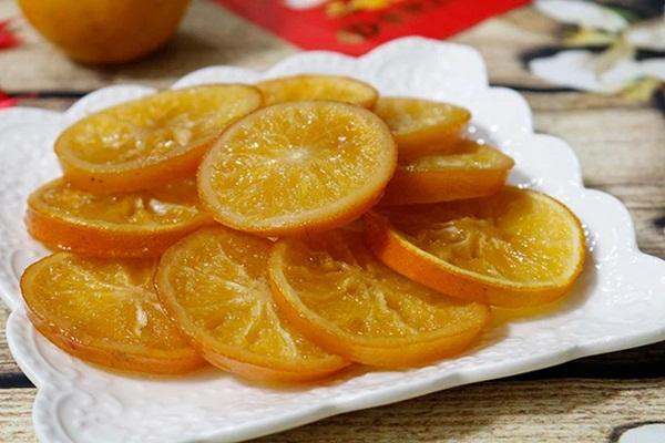 Cách làm mứt cam, mứt quất dẻo trong veo không bị đắng ai cũng mê-1