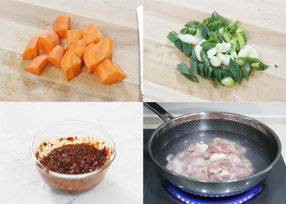 Gần Tết bận rộn, nấu nồi miến gà kiểu Hàn thì cả nhà có bữa ăn ngon lành lại nhanh gọn-2