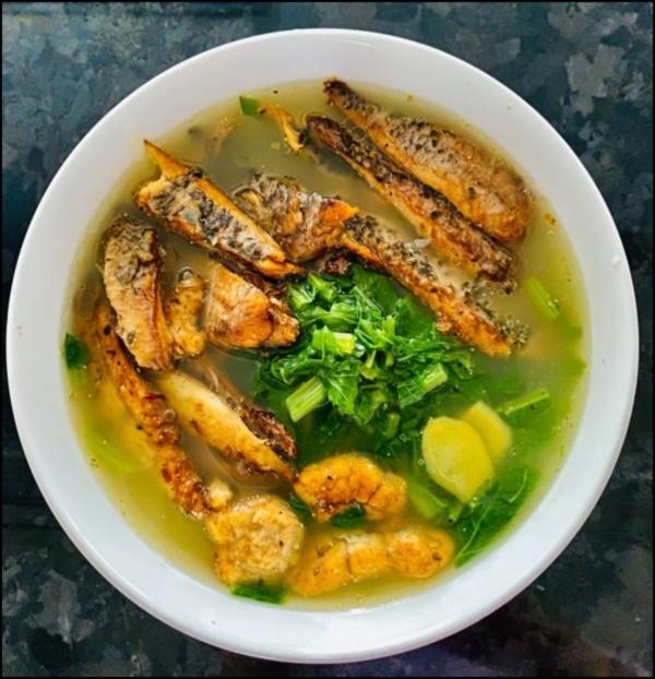 Lã Thanh Huyền hái khế vườn nhà nấu canh cá chua ngon xuất sắc, trước khi bắt đầu chuỗi ngày ăn ngập thịt hãy chiêu đãi gia đình món ăn này-6