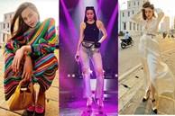 Hà Hồ vừa comeback đã diện cả loạt váy áo 'ít ai dám mặc', netizen mê mẩn vì thần thái và body đỉnh cao