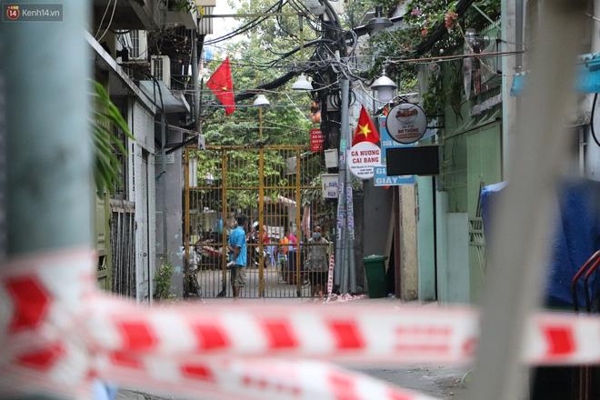 Phong tỏa khu Mả Lạng quận 1 vì ca mắc Covid-19 mới là nhân viên bốc xếp hàng hóa tại sân bay Tân Sơn Nhất-5