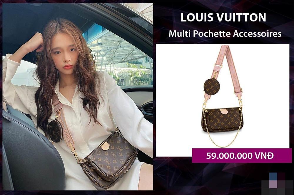 19 tuổi, Linh Ka chi 200 triệu đồng/1 tháng sắm hàng hiệu-9