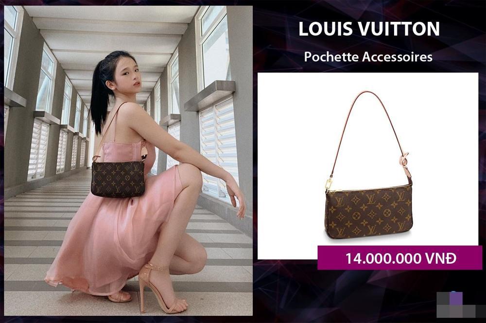 19 tuổi, Linh Ka chi 200 triệu đồng/1 tháng sắm hàng hiệu-10
