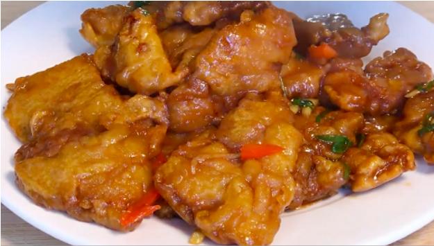 Công thức thịt kho chua ngọt cực đưa cơm chỉ cần ăn một lần là nhớ mãi-6