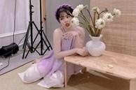 Chụp ảnh áo yếm bị chê bai, tình cũ Quang Hải phản ứng đầy cam chịu