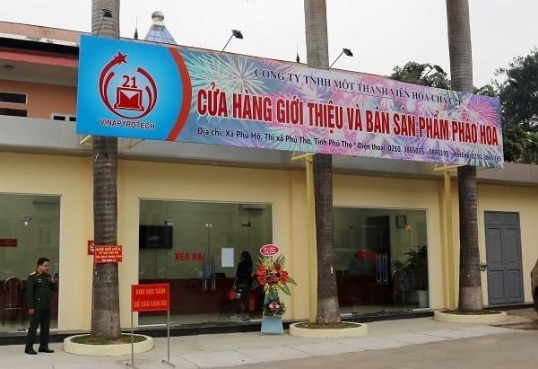 Các địa phương được phép bán pháo hoa Tết 2021, người dân có thể đến mua trực tiếp nhưng Hà Nội thì chưa-1