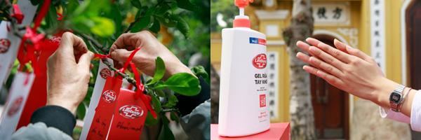 Lifebuoy hỗ trợ sản phẩm miễn phí tại điểm nóng chống dịch, nơi công cộng-4
