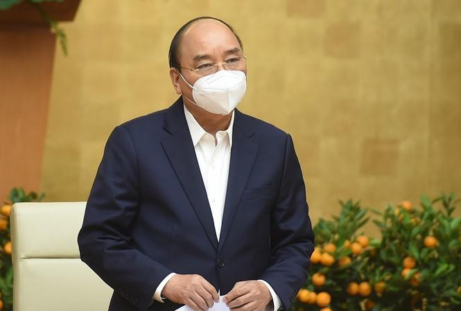Thủ tướng đồng ý cho Hà Nội và TPHCM có thể giãn cách xã hội-1