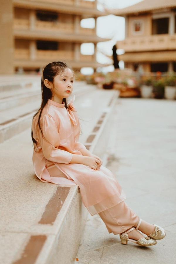 Cadie Mộc Trà bụ bẫm năm ấy biết bao người mê mệt nay đã trưởng thành, ra dáng hoa hậu tương lai-1