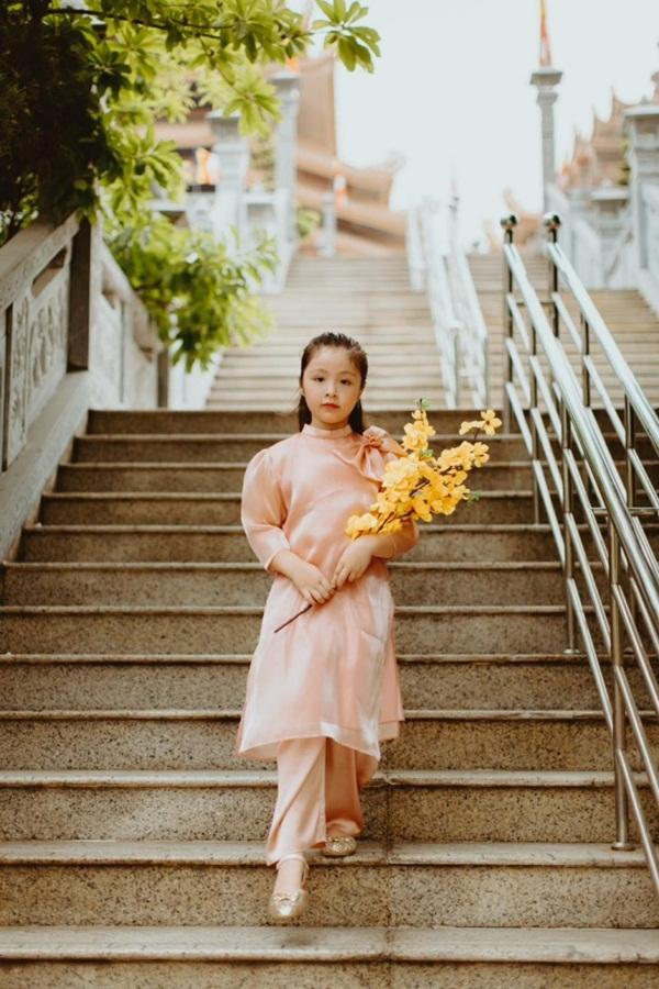 Cadie Mộc Trà bụ bẫm năm ấy biết bao người mê mệt nay đã trưởng thành, ra dáng hoa hậu tương lai-3