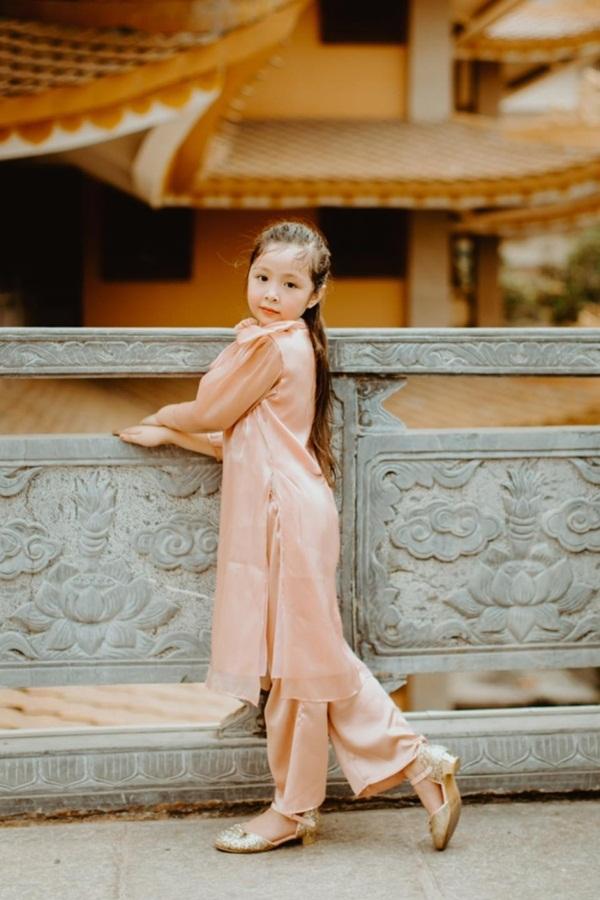 Cadie Mộc Trà bụ bẫm năm ấy biết bao người mê mệt nay đã trưởng thành, ra dáng hoa hậu tương lai-5