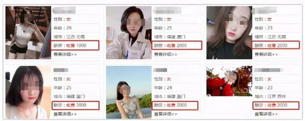 Vén màn dịch vụ cho thuê bạn gái về quê ăn Tết ở Trung Quốc: Nạp tiền để kiểm tra mặt hàng, đủ loại dịch vụ từ công khai đến không thể nói-2