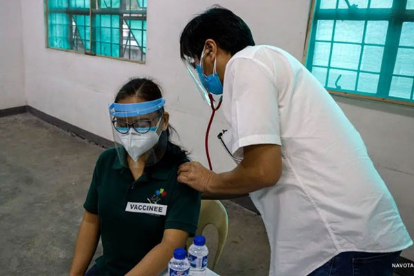 Philippines ghi nhận ca tử vong đầu tiên do biến thể của virus SARS-CoV-2-1