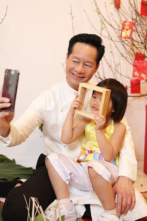 Phan Như Thảo cùng chồng đại gia trang trí không gian sống sang chảnh đón Tết Nguyên Đán-6